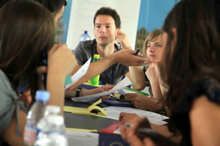 Jongeren in discussie